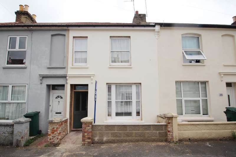 2 Bedrooms Terraced House for sale in Gardener Street, Portslade, East Sussex, BN41 1SX