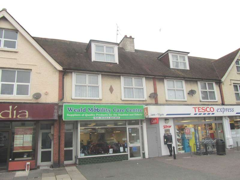 3 Bedrooms Maisonette Flat for sale in Seaside, Eastbourne