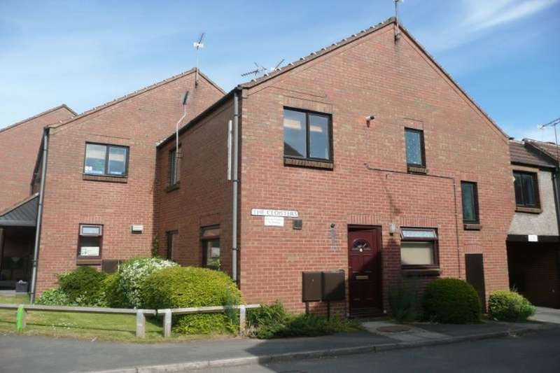 2 Bedrooms Flat for sale in The Cloisters Wood Street, Earl Shilton, Leicester, LE9