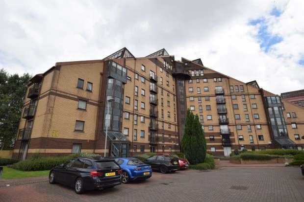 1 Bedroom Flat for sale in Mavisbank Gardens, Flat 4, Festival Park, G51