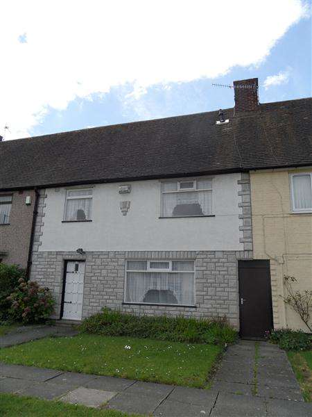 3 Bedrooms Terraced House for rent in Hoole Road, Woodchurch