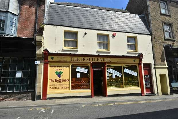 2 Bedrooms Commercial Property for sale in Charlotte Street, Broadstairs, Kent