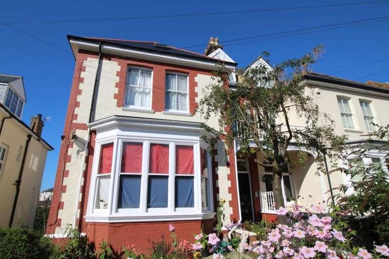 1 Bedroom Flat for sale in Chapel Park Road, St. Leonards-On-Sea, TN37