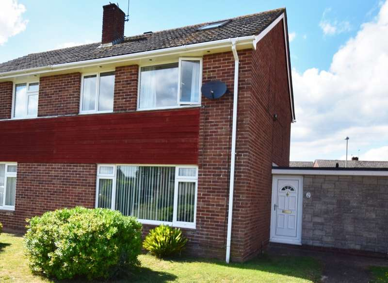 3 Bedrooms Semi Detached House for sale in Northmoor
