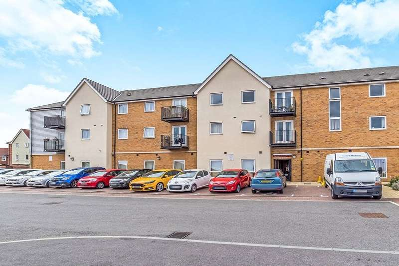 2 Bedrooms Flat for sale in Diamond Close, Sittingbourne, ME10