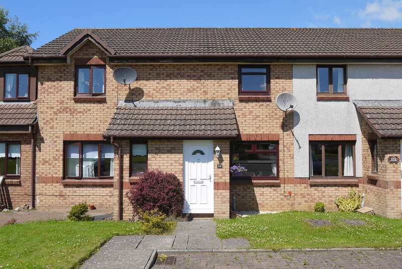 2 Bedrooms Terraced House for sale in Renwick Way, Prestwick, KA9