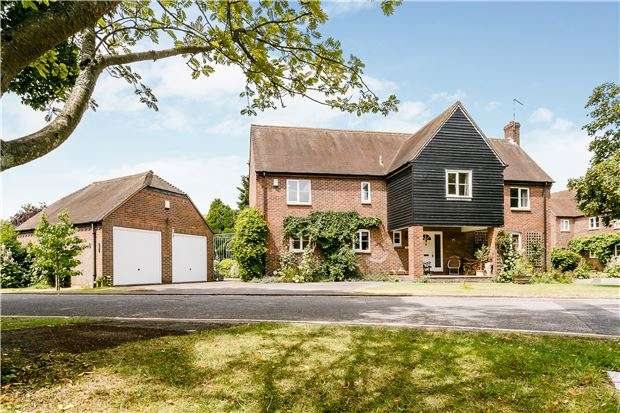 5 Bedrooms Detached House for sale in Mill Paddock, ABINGDON, Oxfordshire