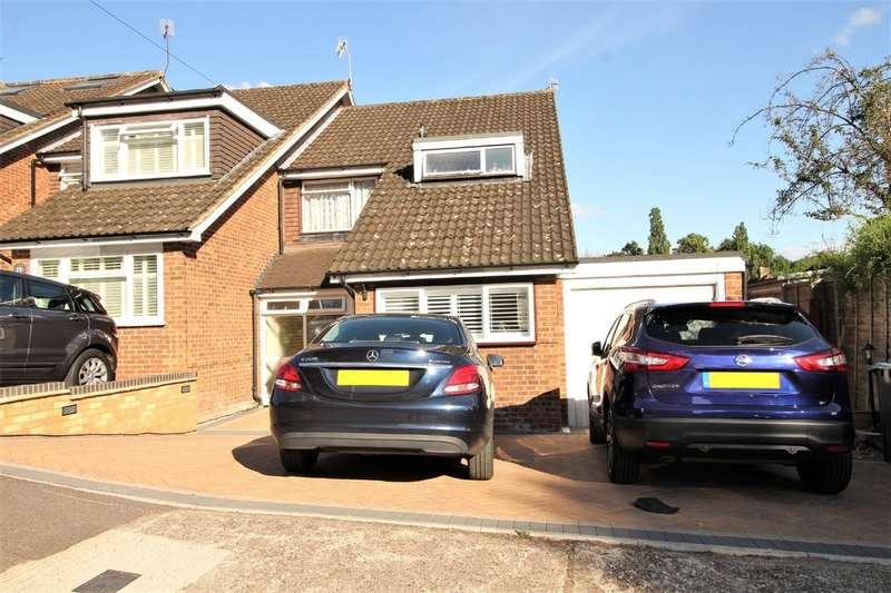 3 Bedrooms End Of Terrace House for sale in Nash Mills, Hemel Hempstead