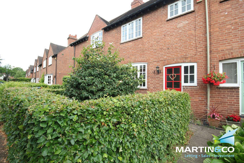 4 Bedrooms Terraced House for rent in Moorpool Avenue, Harborne, B17