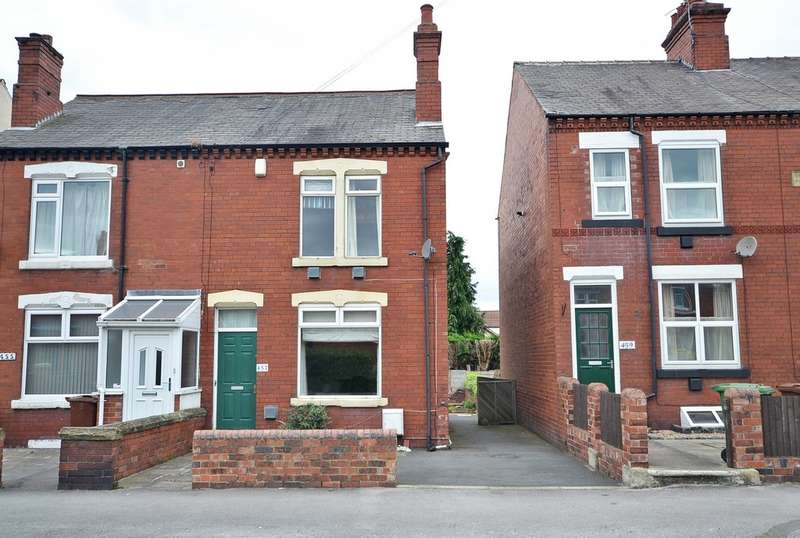 3 Bedrooms Semi Detached House for sale in Leeds Road, Wakefield