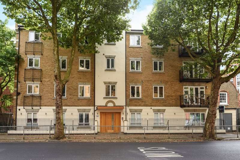 2 Bedrooms Flat for sale in St. Andrews House, Bermondsey