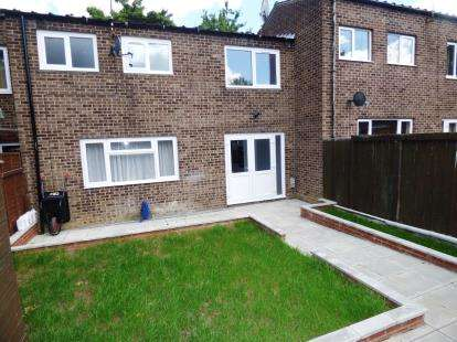 3 Bedrooms Terraced House for sale in Willonholt, Peterborough, Cambridgeshire