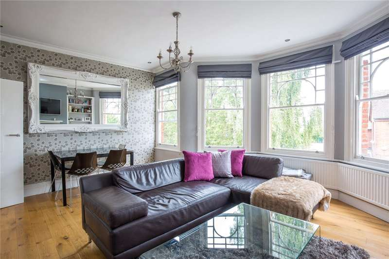3 Bedrooms Apartment Flat for sale in Falkland Road, Harringay, London, N8