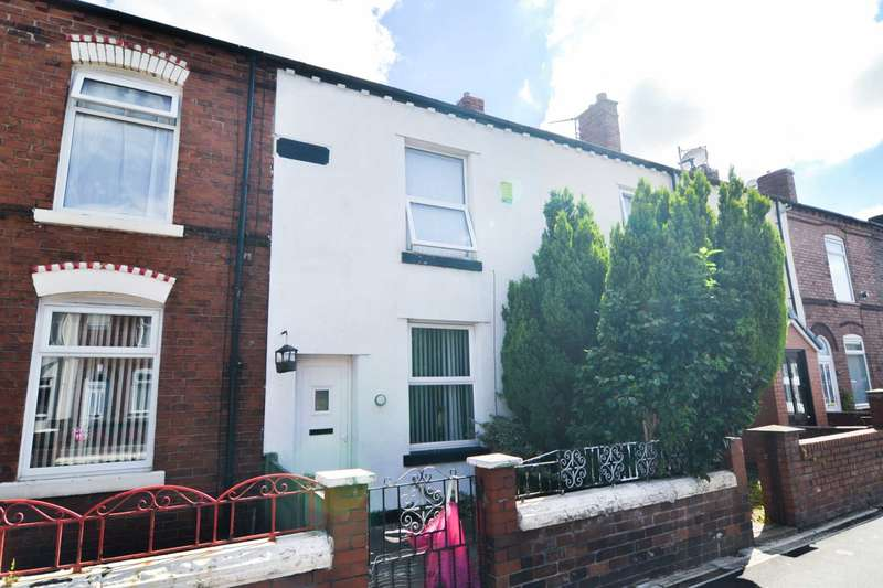 2 Bedrooms Terraced House for sale in Wargrave Road, Newton Le Willows