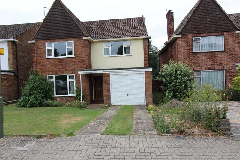 4 Bedrooms Detached House for sale in Green Farm Close, Green Street Green, Orpington, Kent, BR6 6DJ