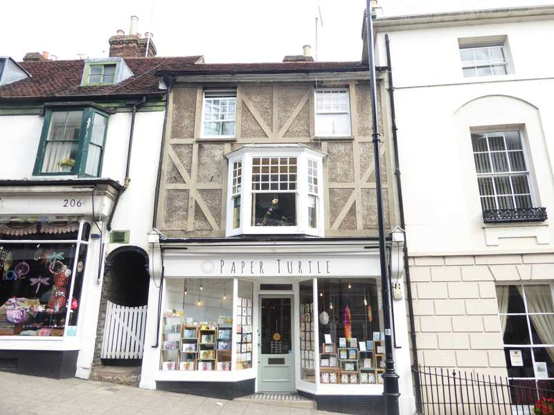 5 Bedrooms Town House for sale in High Street, Lewes