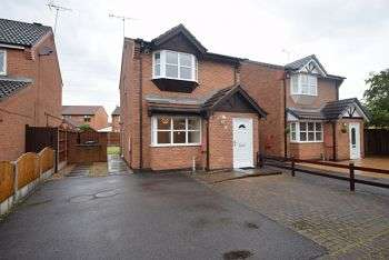 3 Bedrooms Detached House for sale in Glenmore Drive STENSON FIELDS DE24 3HE