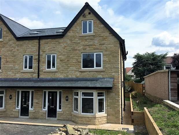 6 Bedrooms Semi Detached House for sale in Bankfield Road, Nab Wood, Shipley