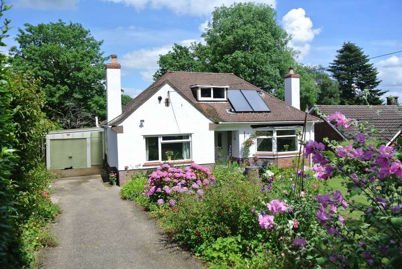 3 Bedrooms Detached Bungalow for sale in Penywaun Road, St Dials, Cwmbran, NP44