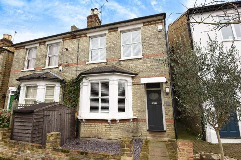 3 Bedrooms Semi Detached House for sale in Osborne Road, Kingston upon Thames KT2