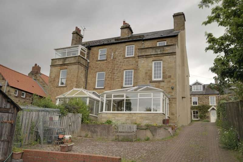 5 Bedrooms Semi Detached House for sale in Benfieldside Road, Shotley Bridge, Consett, DH8