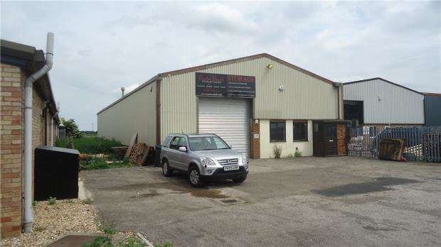 Light Industrial Commercial for sale in Unit 2A, Highlode Industrial Estate, Stocking Fen Road