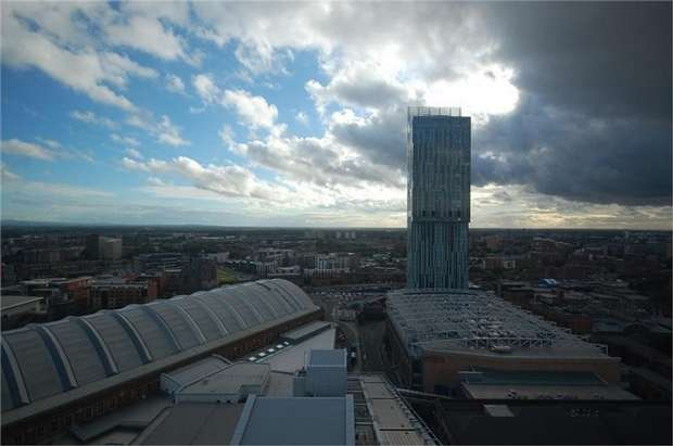 3 Bedrooms Flat for rent in Great Northern Tower, Manchester