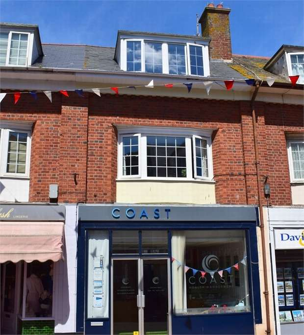 4 Bedrooms Maisonette Flat for sale in Budleigh Salterton, Devon