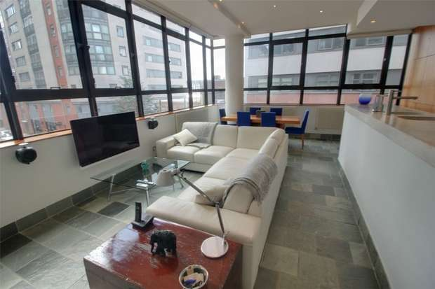 1 Bedroom Flat for sale in Millennium Apartments, 95 Newhall Street, Birmingham city centre, West Midlands
