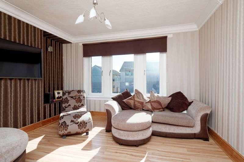 3 Bedrooms Flat for sale in Potter Street, Tollcross, Glasgow, G32 8SE