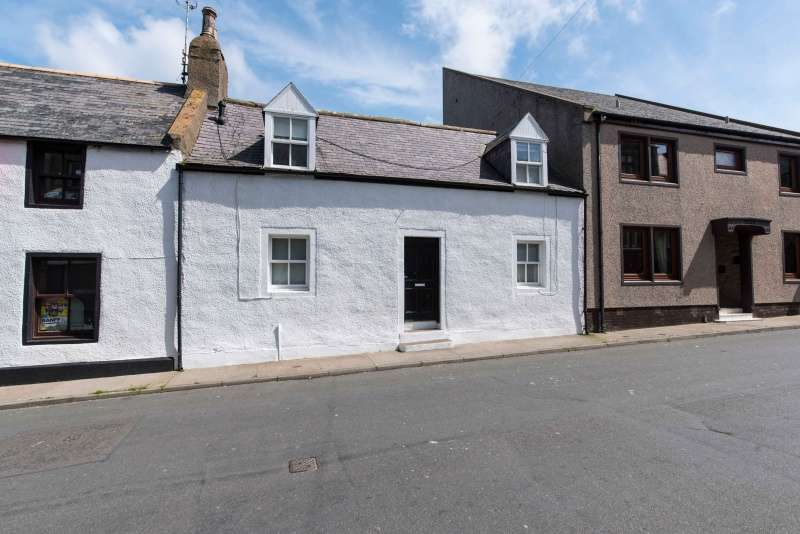 3 Bedrooms Cottage House for sale in North Castle Street, Banff, Aberdeenshire, AB45 1JJ