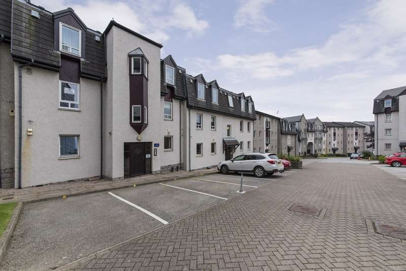 1 Bedroom Flat for sale in Strawberry Bank Parade, Aberdeen, Aberdeenshire, AB11 6US