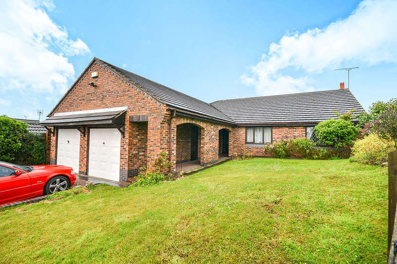 4 Bedrooms Detached Bungalow for sale in Tintern Close, Kirkby-In-Ashfield, Nottingham, NG17