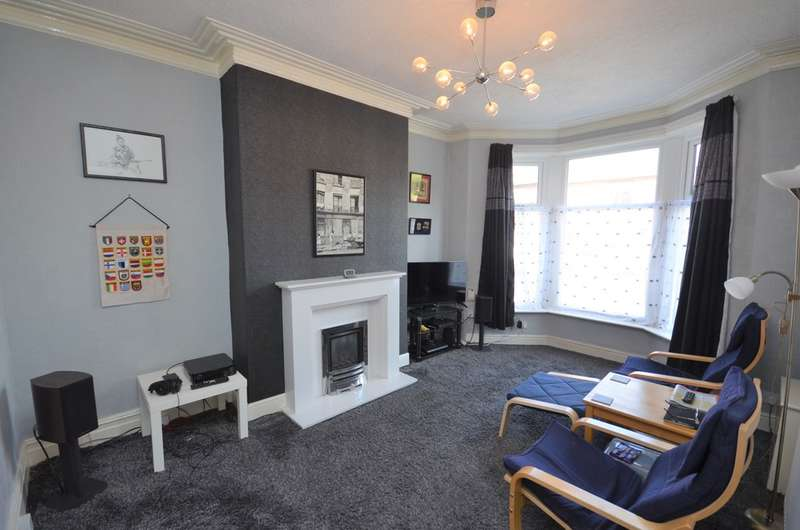 2 Bedrooms Terraced House for sale in Hartington Road , Sunnyhurst