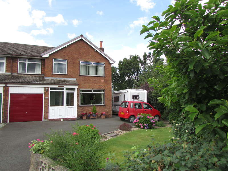 5 Bedrooms Semi Detached House for sale in Laurel Close, Barnton
