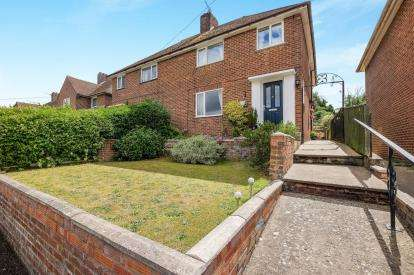3 Bedrooms Semi Detached House for sale in Bungay, Suffolk, .