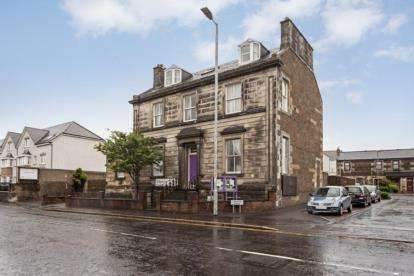 4 Bedrooms Flat for sale in Bank Street, Irvine, North Ayrshire
