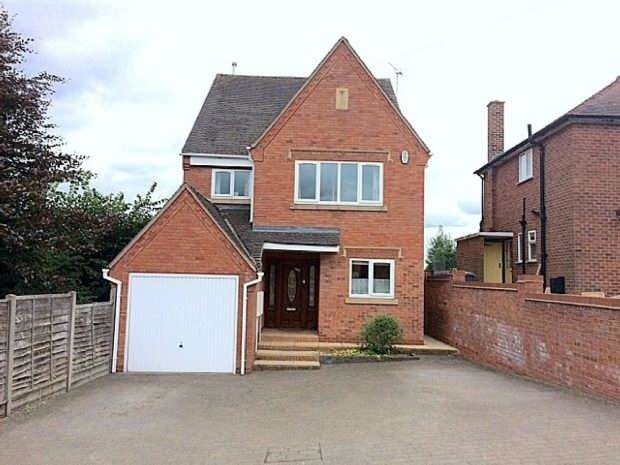 5 Bedrooms Detached House for sale in Plough Hill Road, Galley Common, Nuneaton