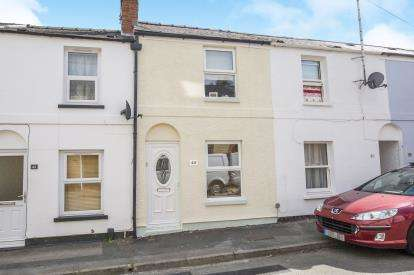 2 Bedrooms Terraced House for sale in Rosehill Street, Cheltenham, Gloucestershire, Cheltenham