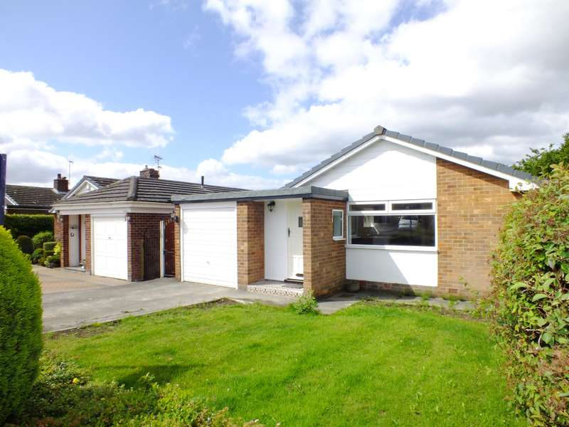 3 Bedrooms Detached Bungalow for sale in High Ash Crescent, Shadwell, Leeds, LS17 8RQ