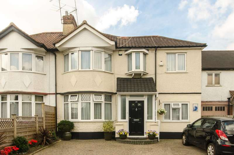 5 Bedrooms House for sale in Kendal Road, Willesden, NW10