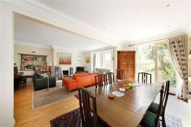 6 Bedrooms Terraced House for sale in Holmdene Avenue, Herne Hill