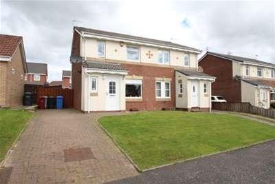 3 Bedrooms House for rent in Bennan Place, Lindsayfield, EK, G75