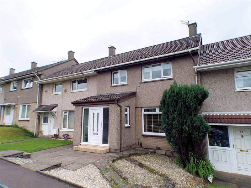 3 Bedrooms Terraced House for sale in Malloch Place, Calderwood, EAST KILBRIDE