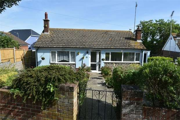 2 Bedrooms Detached Bungalow for sale in Vere Road, Broadstairs, Kent