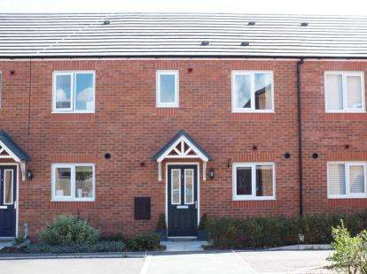 3 Bedrooms Terraced House for sale in Maple Way, Penyffordd, Chester, Flintshire, CH4