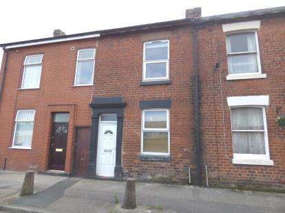 2 Bedrooms Terraced House for sale in Raglan Street, Ashton-on-Ribble, Preston, Lancashire, PR2