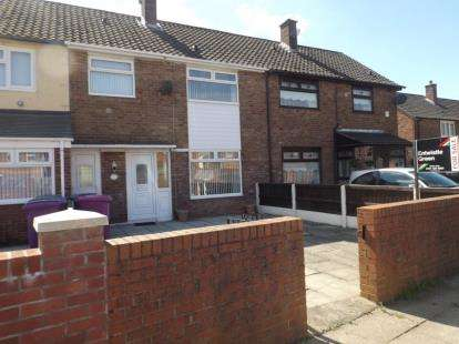 3 Bedrooms Terraced House for sale in Higher Lane, Liverpool, Merseyside, England, L9