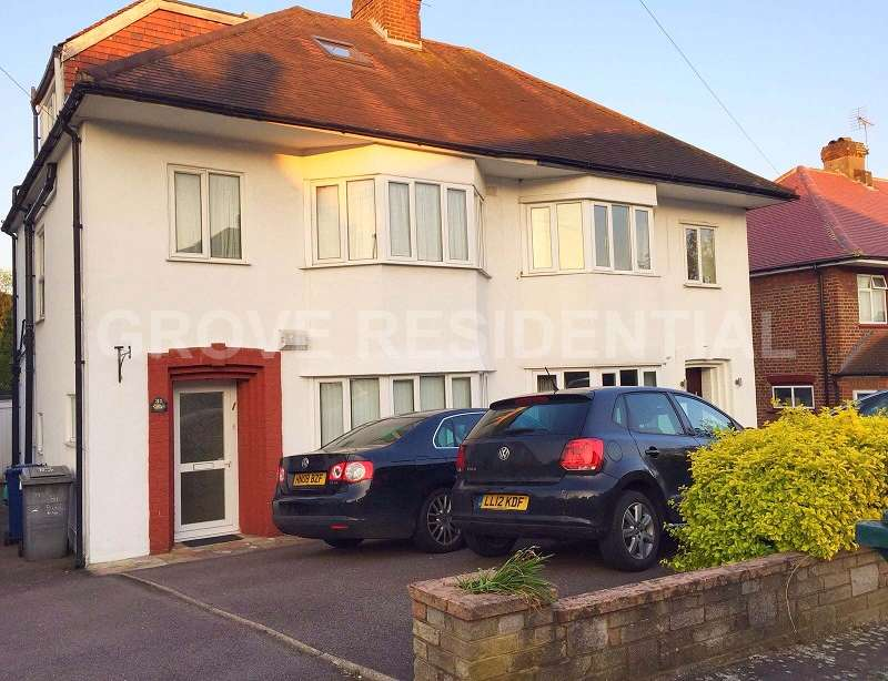 4 Bedrooms Semi Detached House for sale in Ranelagh Drive, Edgware, Middlesex. HA8 8HN