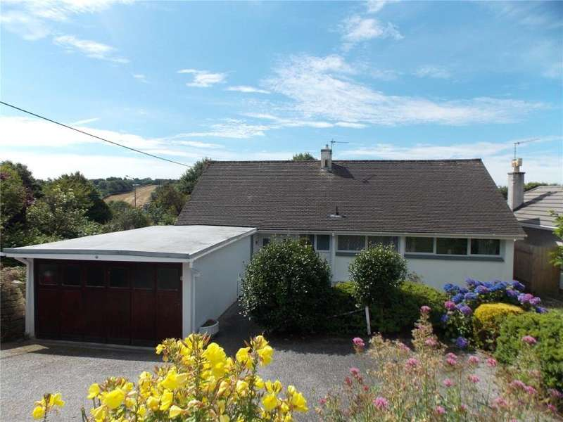2 Bedrooms Detached Bungalow for sale in Tolcarne Close, St Austell